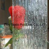 El panel/hoja del vidrio modelado para el tabique, residencia