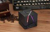 Mini haut-parleur de Bluetooth de cube magique neuf en modèle Q un Bluetooth sans fil V4.0 avec le haut-parleur de Bluetooth d'éclairage LED