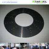 Kundenspezifische Blech-Herstellungs-Teile durch die CNC maschinelle Bearbeitung