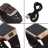 Camera/SIM 카드를 가진 시계 전화 Dz09 Bluetooth 지능적인 시계
