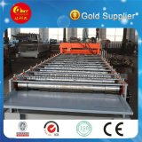 New Type Roofing Panel 808 Glazed Strips Roll Forming Machine with Auto Stacker