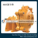Pompe minérale de boue de cendre d'usine de charbon de pompe de gavage de pompe de transfert