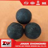 Precio de pulido forjado y del bastidor de la bola de acero 20mm-150mm/Ginding de los media de la bola