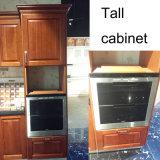 I Governi americani più popolari della mobilia della cucina di legno solido della ciliegia