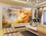 De Gele Rivier van de Decoratie van Hotel&Home in het Olieverfschilderij van het Landschap van China, het Schilderen van de Kunst