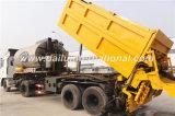 D'asphalte de distribution de camion de remorque remorque semi
