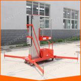 [120كغ] هيدروليّة كهربائيّة وحيد سارية مصعد