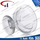 taza de cristal del helado del claro caliente de la venta 130ml (CHM8392)