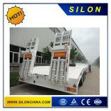 remorque de vide de camion-citerne de LPG de remorque de camion-citerne du Tri-Essieu 56cbm