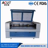 Document/Leer/Hout/de Gravure van de Laser van het Plastiek/van de Stof en Scherpe Machine