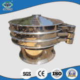 Máquina rotativa de tamizado de la pantalla de la vibración de la harina de la alta calidad