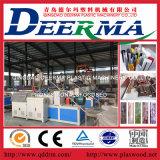 최고 질 PVC 압출기 기계 UPVC 단면도 밀어남 기계