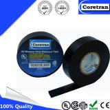 UL, cinta eléctrica del vinilo de la certificación de CSA