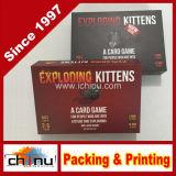 爆発の子ネコのトランプゲーム: 原版およびNsfwの版(431015)