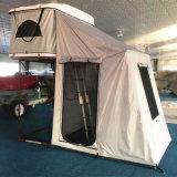 Tente dure spéciale de dessus de toit d'interpréteur de commandes interactif avec le matelas