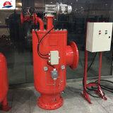 Zelfreinigende Filter van de Apparatuur van het water de Industriële