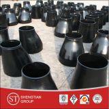 Reductor inconsútil de las instalaciones de tuberías de acero de carbón