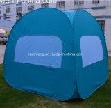 Zelt-Stahldraht-Zelt-Bildschirm-Haus-im Freienzelt-Familien-Zelt oben knallen
