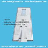 6W 120W China zum Fabrik-Preis alle in eine Solar-LED-Straßenlaterne