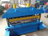 기계를 형성하는 강철 건축재료 기계장치 금속 기와 롤