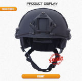 速いヘルメットTwaron軍のNij 0101.06の認定製品