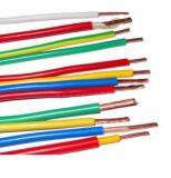 UL1015 fio elétrico 14awg do PVC da série 600V