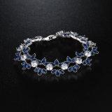 Braccialetto all'ingrosso del diamante del braccialetto di Zircon di colore dell'Austria