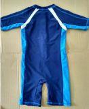 Дети замыкают накоротко Swimwear втулки цельные & костюм подныривания цвета