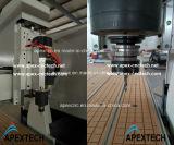 Маршрутизатор CNC Atc с 4.5kw/9kw Hsd Aircooling Spindle и Yaskawa Servo