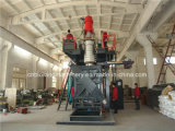 Vidoe para la máquina de moldear de Palstic con el tanque de agua