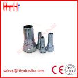 Encaixe hidráulico do aço inoxidável de Huatai da fábrica dos encaixes de China