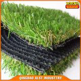 Césped artificial del jardín de la hierba de la falsificación de la venta al por mayor del precio de fábrica