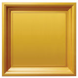 Panneau de mur imperméable à l'eau de sembler de tuile de l'or FRP