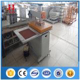 Máquina pneumática/hidráulica automática da imprensa do calor de matéria têxtil, manufatura profissional