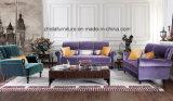 Muebles de la piedra de afilar/del sofá de la esquina de la tela de la sala de estar