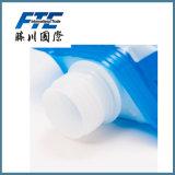 Спорты складные/складные бутылки воды с BPA освобождают складывают вверх бутылку