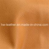 Самая новая кожа PU синтетическая для софы Hw-957