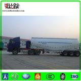 두바이에 있는 55cbm 60ton 시멘트 Bulker 트레일러