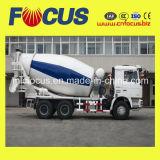 ISO標準の具体的な大型トラック、8 M3 Hinoシャーシが付いている具体的なトラックのミキサー