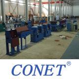 Rolling die Machine van de Staaf van de Fabriek van Conet de Levering Misvormde met Max. Rebar van de Output Diameter 16mm in China wordt gemaakt