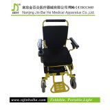 Cadeira de rodas Foldable de Light Power para The Elderly e deficientes motores