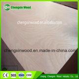 A película de madeira do material de construção E2 de Chengxin enfrentou a madeira compensada 1220*2440*15mm