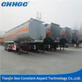Nave cisterna, Fuel Oil Tanker, 3 Axles 42000L 45000L Oil Tank Truck, Tank Trailer