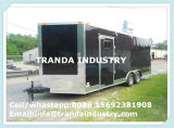 Rotators Mobile Restaurant Trucks Antique Kitchen Car Made in China