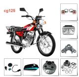 Il motociclo di alta qualità dell'OEM parte Cg125, Cg125