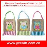 Bolsa del conejito de pascua de la decoración de Pascua (ZY15Y333-1-2-3)