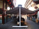 Cassette motorizzato Free Standing Retractable Awnings per Commerical (saw002)