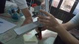T digita il grembiule di gomma della Rovesciare-Prova, tipo scheda di bordatura di gomma, guarnizione di gomma di T di /Rubber dello strato per il trasportatore Blet