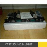 Het professionele Lx88 III UHF Dynamische Systeem van de Microfoon van het Stadium Draadloze