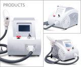 Q-Schalter Laser-Tätowierung-Abbau-Pigmentation-körperliche Therapie-Schönheits-Salon Equioment mit Qualität für Verkaufs-Cer-Oberseite-Form
